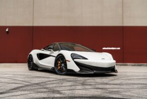 McLaren 600LT on HRE S104SC