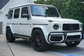 Mercedes-Benz W463A G63 AMG on HRE S101