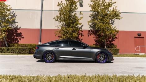 Audi RS5 Sportback on ANRKY RS1