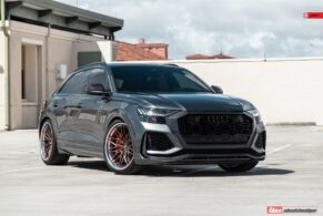 AUDI RSQ8 ON ANRKY S3-X1