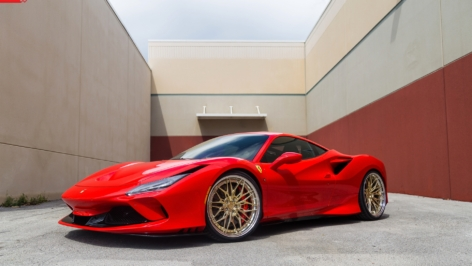 FERRARI F8 TRIBUTO ON ANRKY S3-X1