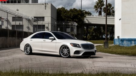 MERCEDES-BENZ W222 S560 ON ANRKY S1-X5