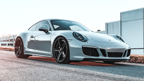 Porsche 991.2 GTS on ANRKY AN35