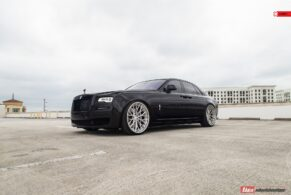 ROLLS-ROYCE GHOST ON ANRKY AN30