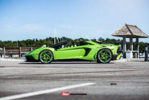 Lamborghini Aventador SV Roadster on ANRKY S3-X3
