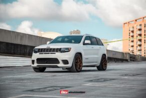 Jeep Grand Cherokee Trackhawk on ANRKY S1-X4