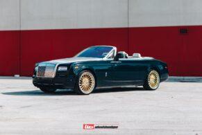 Rolls-Royce Phantom Drophead Coupe on HRE S209H