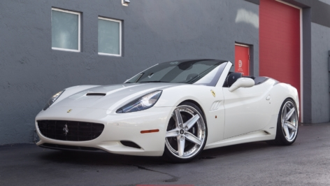 FERRARI CALIFORNIA ON ANRKY AN35