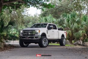 FORD F-250 ON HOSTILE HF04 PUNISHER