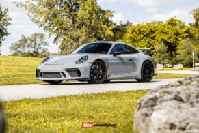 PORSCHE 991.2 GT3 ON HRE R101 LIGHTWEIGHT