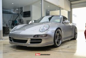 Porsche 997.1 Carrera S Cabriolet on ANRKY AN35