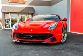 Ferrari F12 Berlinetta on ANRKY RS1