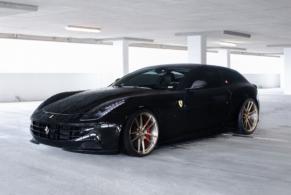 Ferrari FF on ANRKY AN14
