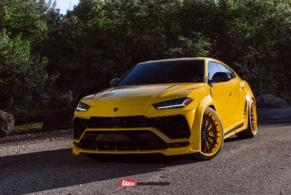Lamborghini Urus on ANRKY AN30