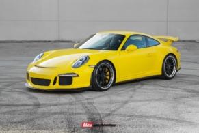 Porsche 991.1 GT3 on ANRKY AN31