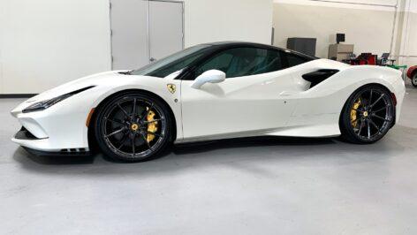 Ferrari F8 Tributo on ANRKY AN12