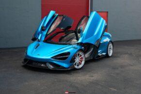McLaren 765LT on ANRKY AN38
