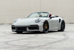 Porsche 992 Turbo S Cabriolet on HRE S101SC