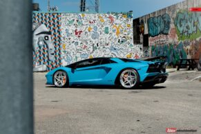 Lamborghini Aventador S Roadster on ANRKY S3-X3