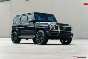 Mercedes-Benz W463A G550 on ANRKY S3-X5