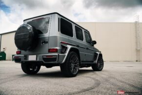 Mercedes-Benz W463A G63 on ANRKY AN20