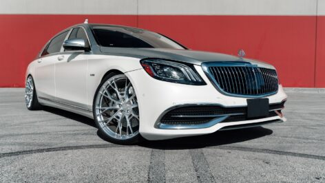 Mercedes-Benz W222 Maybach S650 on ANRKY S1-X5