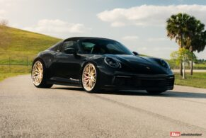 Porsche 992 Carrera 4S Targa on ANRKY S3-X1