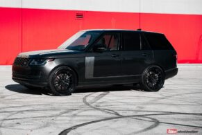 Land Rover Range Rover HSE on ANRKY AN39