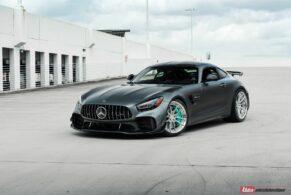 Mercedes-Benz AMG GTR Pro on ANRKY AN24