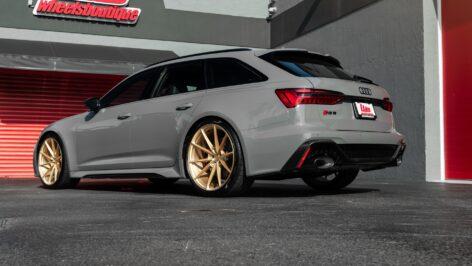 Audi RS6 Avant on ANRKY AN18