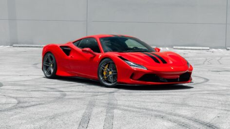 Ferrari F8 Tributo on ANRKY AN17