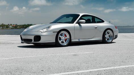 Porsche 996 C4S on TechArt Daytona