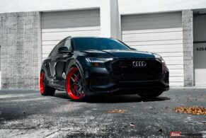 Audi RSQ8 on ANRKY S3-X4