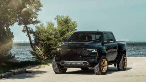 Dodge Ram TRX on ANRKY AN36-S