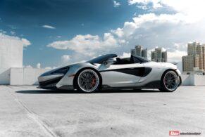 McLaren 600LT Spider on ANRKY S3-X5