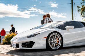 Lamborghini Huracan LP580-2 on HRE S104SC