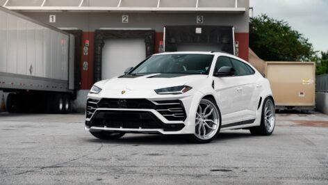 Lamborghini Urus on ANRKY AN31