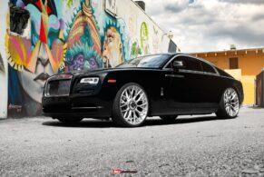 Rolls-Royce Wraith on AN20's