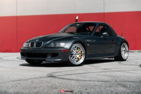 BMW Z3M Roadster on HRE Classic 300